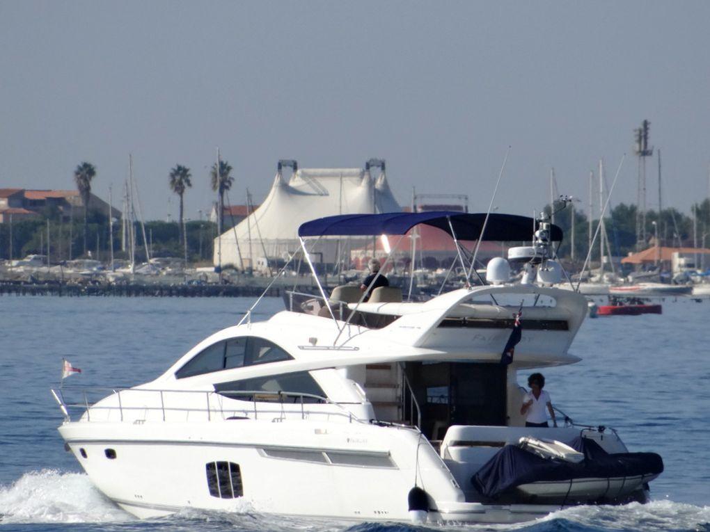 FAIR LADY , en petite rade de Toulon le 26 septembre 2017