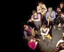 Concert sur la place de NORANTE, courir les rues , en collaboration avec L'association Culturelle du Pays A3V
