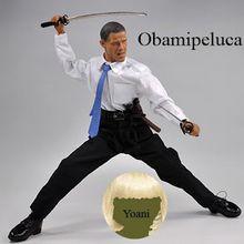 Los cuestionarios que desnudaron a Barack Obama.
