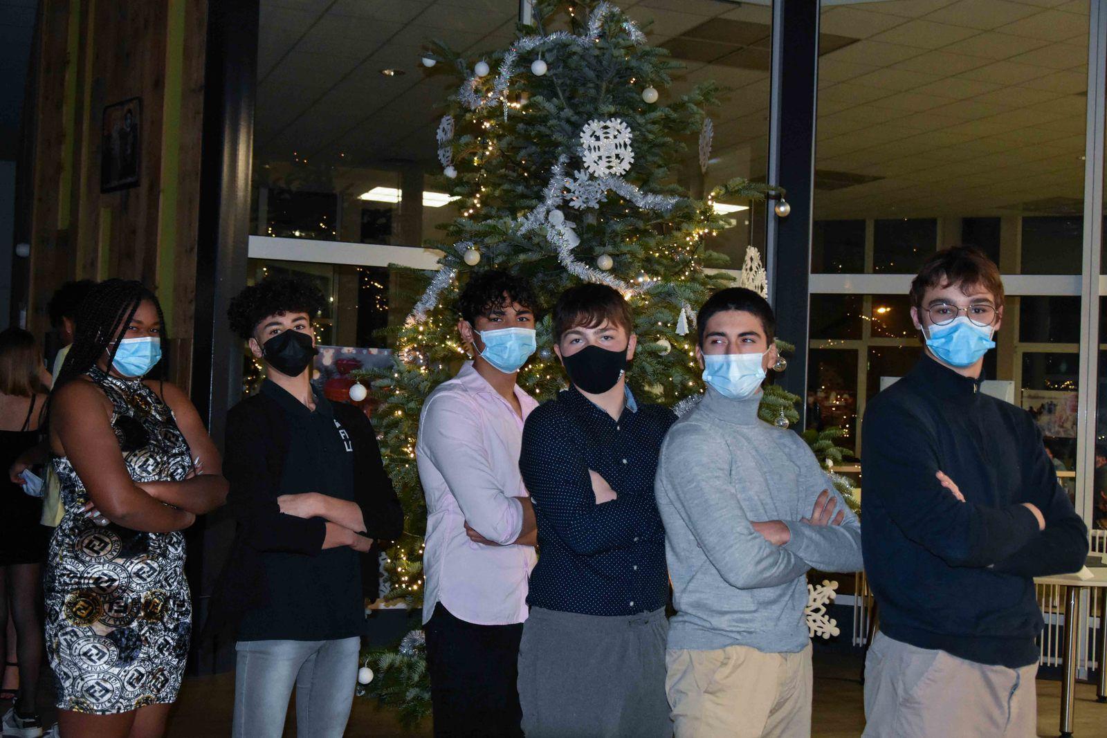 Soirée de Noël des internes