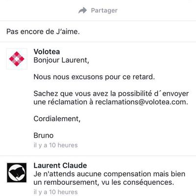 LA BLAGUE DU POST FACEBOOK QUI DISPARAIT