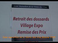 Semi-Marathon de la Vente des Vins. Beaune 2015