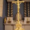 Restauration de la croix