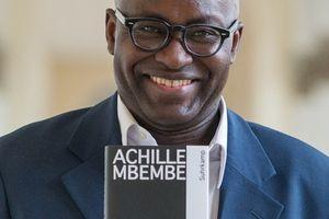 """Entretien avec le Prof Achille Mbembe: """"il faut savoir organiser la fin"""""""