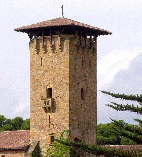 Diaporama des 2 châteaux de Bizanet