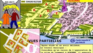 AUXONNE : UN PATRIMOINE TOUJOURS À PROTÉGER  - du 11 février 2020 (J+4073 après le vote négatif fondateur)