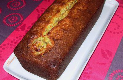 Cake banane-sésame
