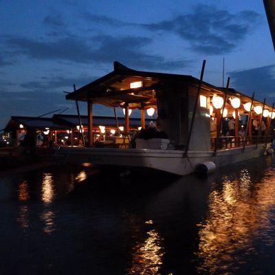 Ukai à Gifu, la pêche au cormoran (21 mai)