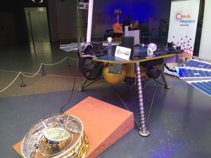 La Mission Insight sur Mars c'est quoi ? #Mars @CiteEspace #InSight