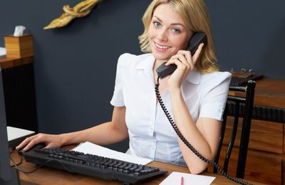 Basic Phone Etiquette For Receptionists