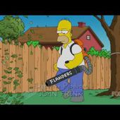 The simpsons theft equals flavor with english subtitles