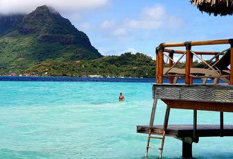 Le Bora Bora Pearl Beach Resort, hôtel ou paradis ?