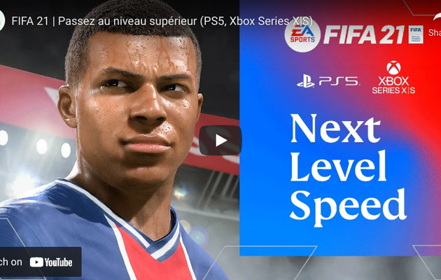 [ACTUALITE] FIFA 21 - Plus de détails sur la version next-gen!