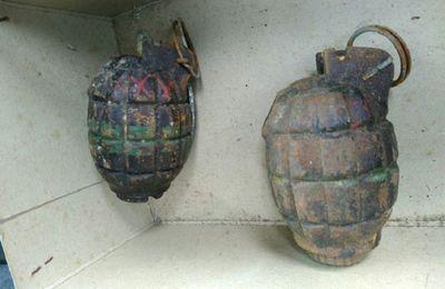 Hautes-Pyrénées :: Il rapporte deux grenades chez les gendarmes / Pyrénées Infos