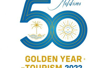Maldives celebrates in 2022 the Golden year of tourism : 50 years
