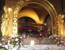 La vie de Sainte Rita (d'après le site des Œuvres de Ste Rita lié au sanctuaire Ste Rita à Nice)
