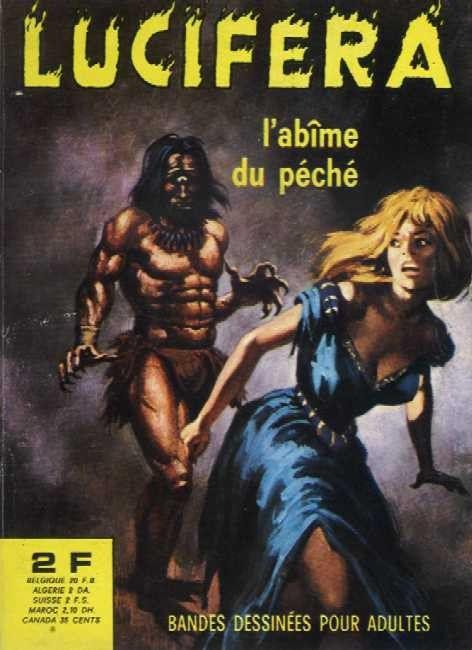 Lucifera Tome 3 : L'abime du péché