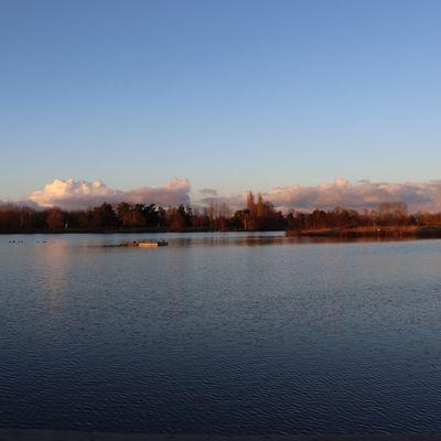 Autour du Lac de Belle-Isle à Châteauroux