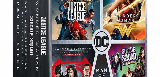 Pour Noël, faites-vous plaisir avec des DVDs Warner à gogo
