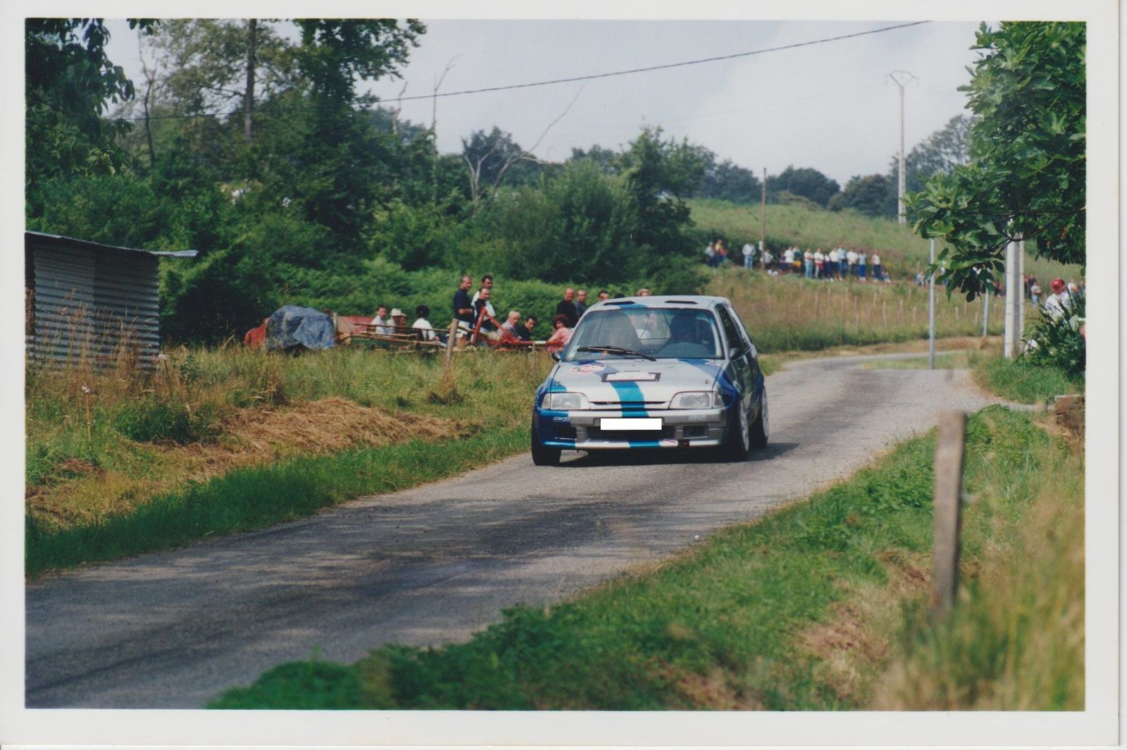 D'autre photos des rallyes des années 90 et 2000