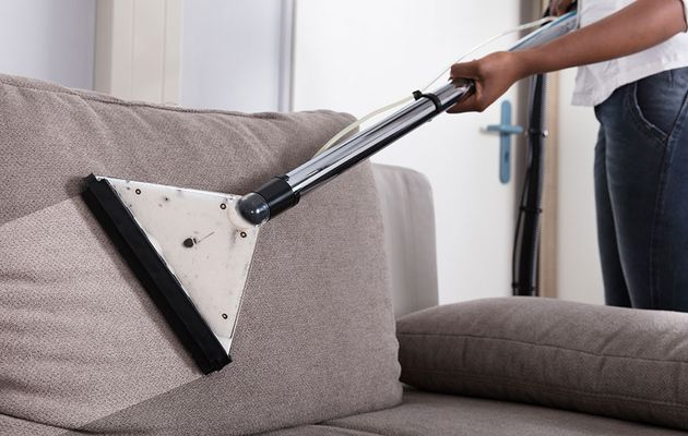 Take Care of Your Couch With Upholstery Cleaning Services