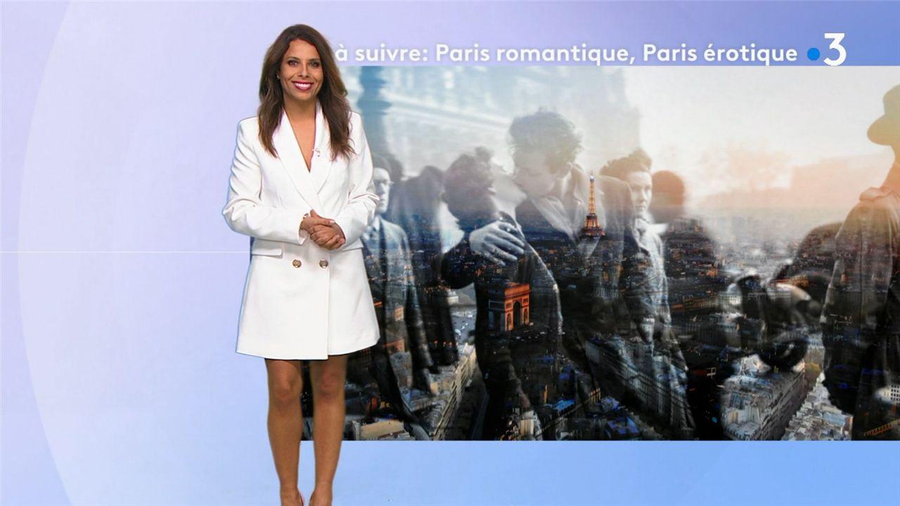 Myriam Seurat Météo France 3 le 01.03.2021