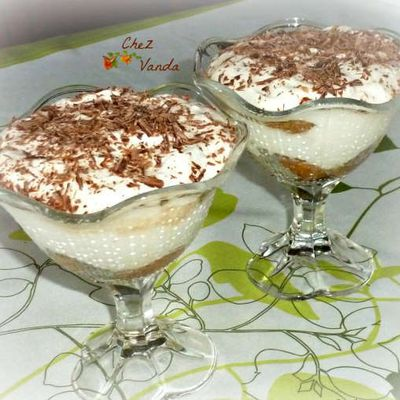 Tiramisu light ( pour 1 pers)