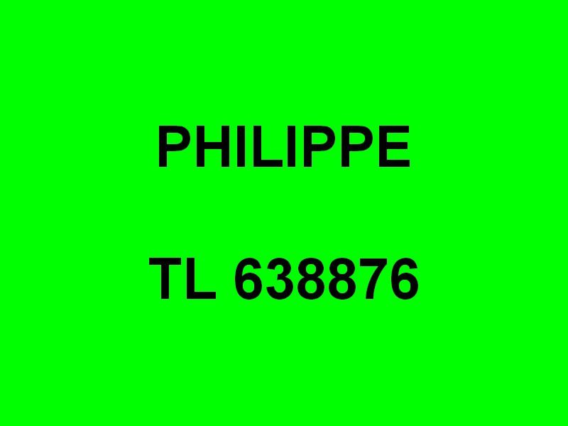PHILIPPE  TL638876