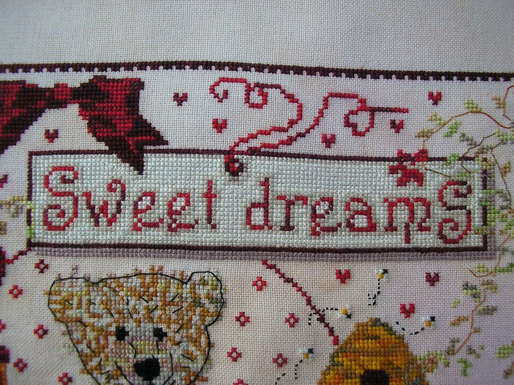 Sweet dreams Créations Annick Abrial