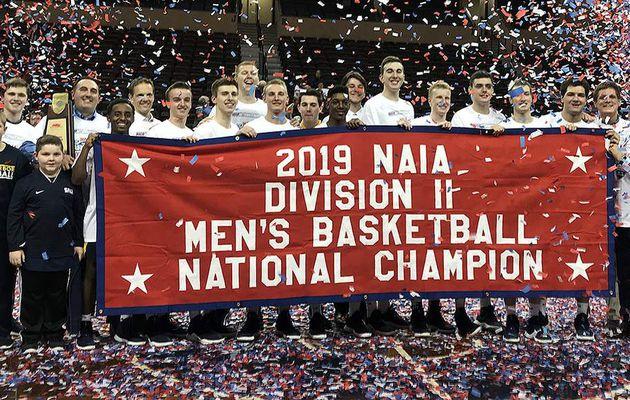 NAIA DII : Paul Marandet et le Spring Arbor University remportent le titre national !