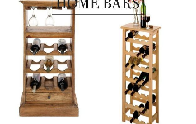 Creative Ways To Spice up your Home and Show off your Wines