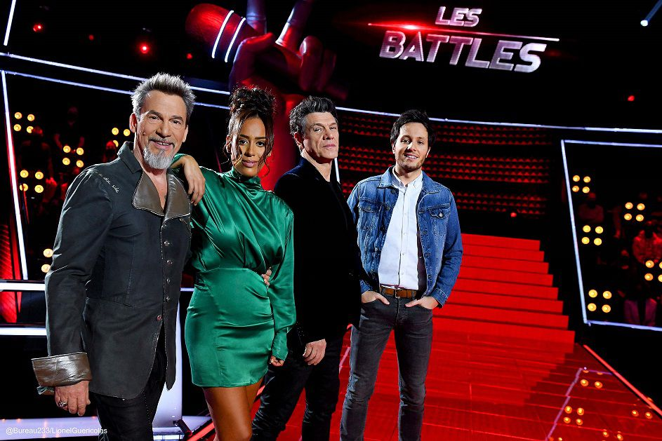 """The Voice"" (© TF1)"