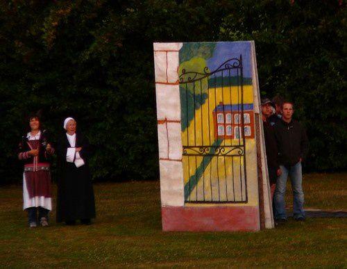 """Album photos de la fête villageoise 2009 - Spectacle """"Les Feux Mâlois en Scène"""""""