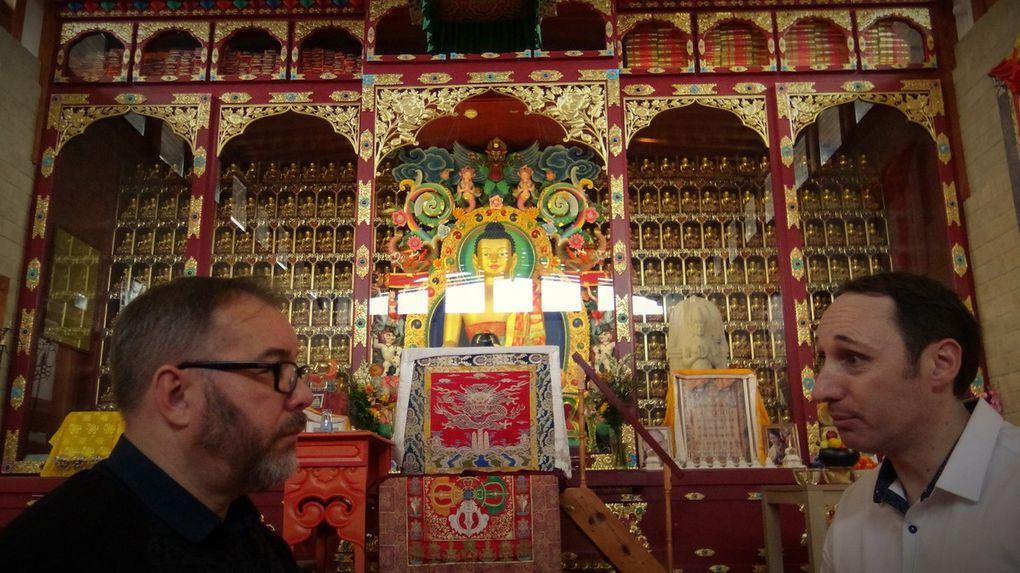 Petite enquête sur la médiumnité et la médecine tibétaine avec Yannick GUY