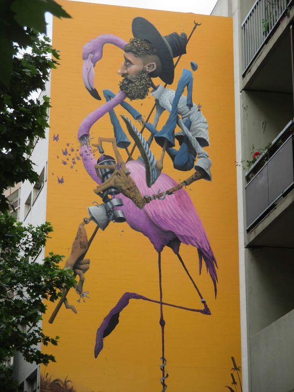 Maye, boulevard Vincent Auriol Paris 13e