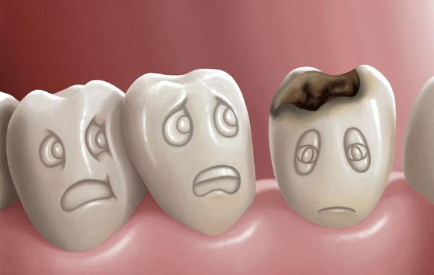 Reason for You to Be Vulnerable Against Cavities