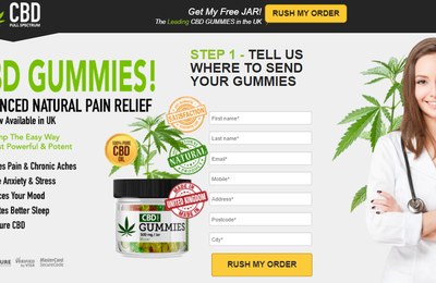 CBD Nordic Gummies: Review, Benefits, Stress, Knee Pain, Good Health, #Price, & Buy ?