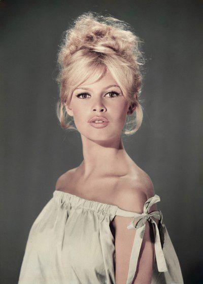 Brigitte Bardot en 25 clichés vintage
