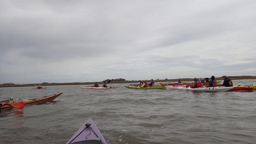 SORTIE INTERCLUB : AST kayak: effectif très réduit...