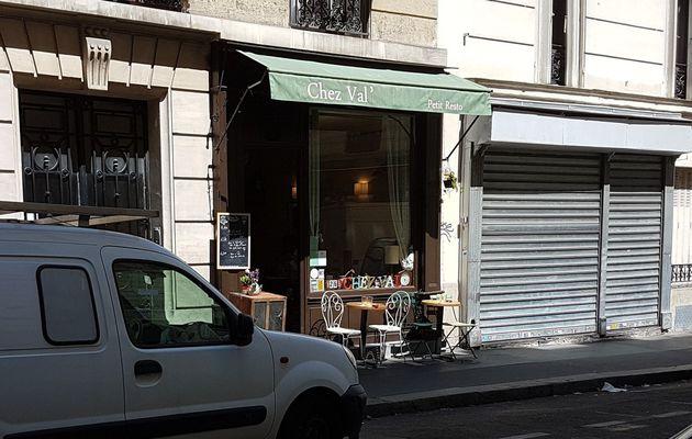 Chez Val (Paris 18) : Un restaurant comme à la maison
