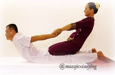 what is thai massage