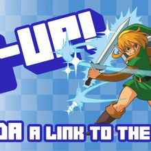 5-Up ! #02 Zelda a link to the past !