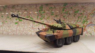 Defender, Berliet GBC 8 KT, AMX-30, AMX-10 RC (Solido/Master Master/Parade - 1/50 - Par Germain M.)