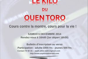 Le kilo du Ouen Toro 2014