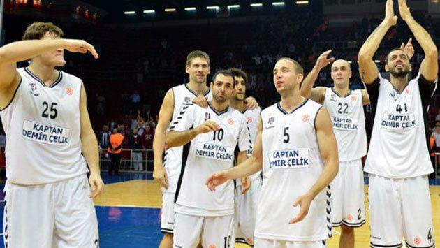 Le Besiktas s'impose dans la douleur contre Lietuvos