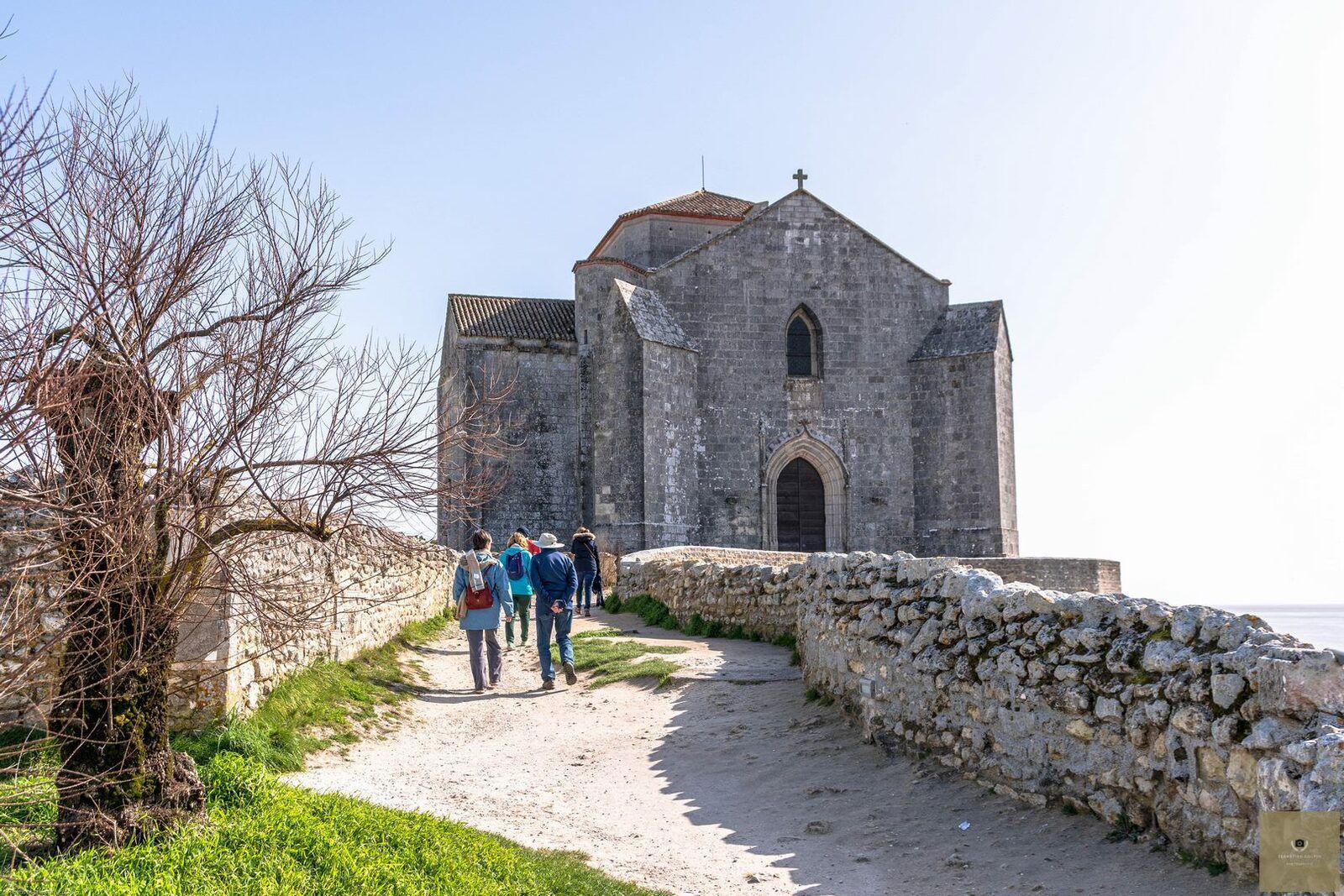 Talmont sur Gironde, un des plus beaux villages de France en Charente-Maritime