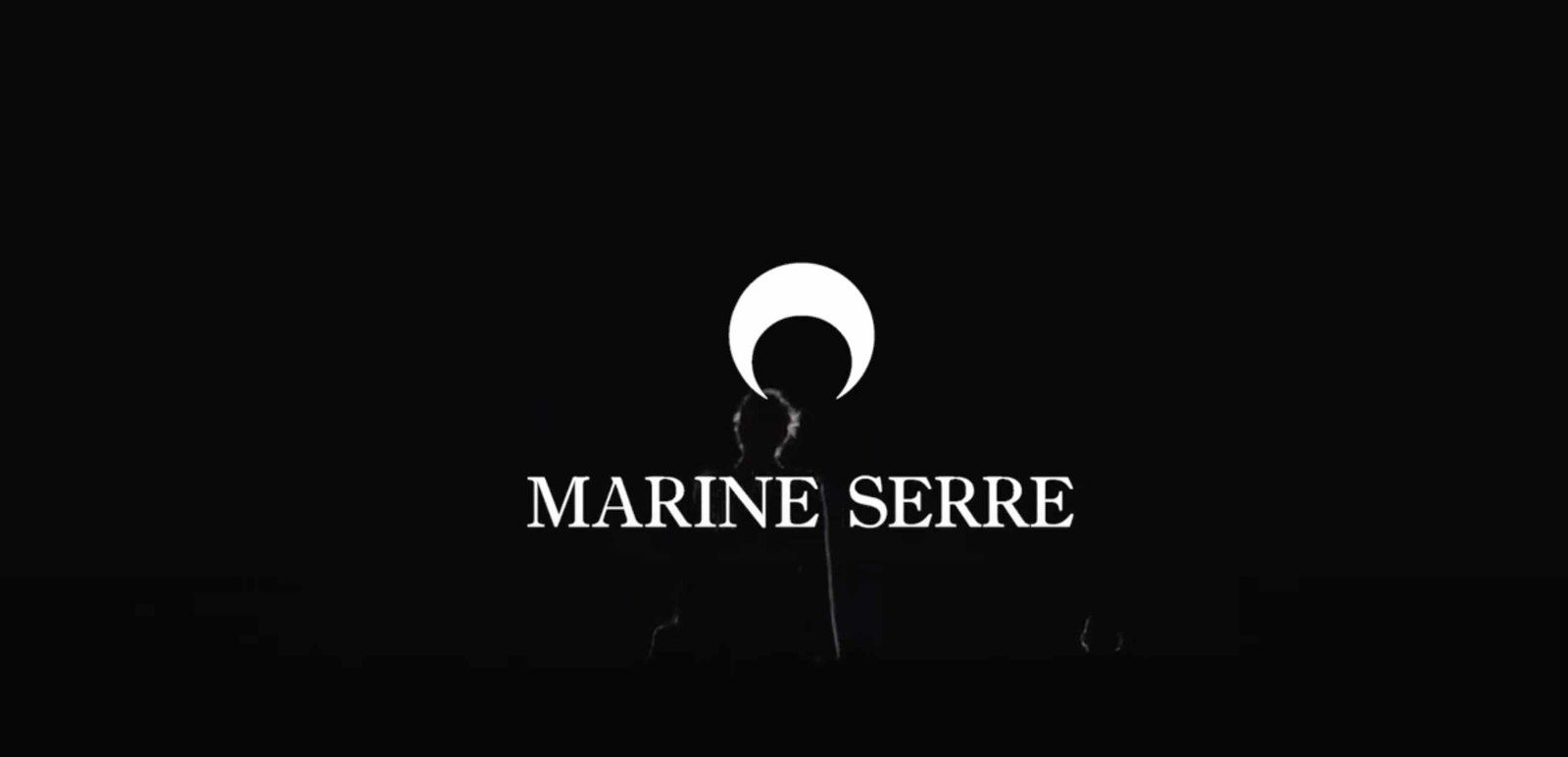 UNVEILING THE MARINE SERRE FALL 2020 CAMPAIGN FILM 'MIND MÉLANGE MOTOR'