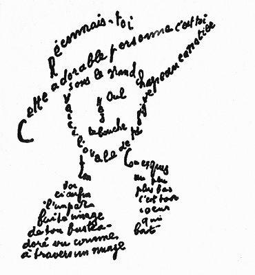 Proposition d'écriture N° 17 A la manière d'Apollinaire