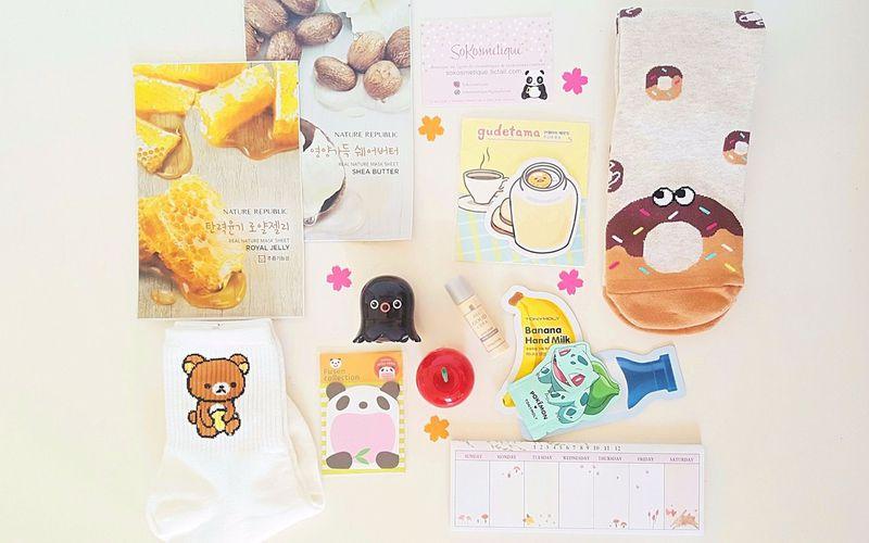 K-Beauty & Kawaii Shop - La Petite Boutique Sokosmetique