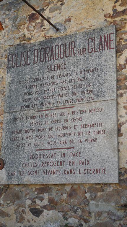 L'Église d'Oradour-sur-Glane